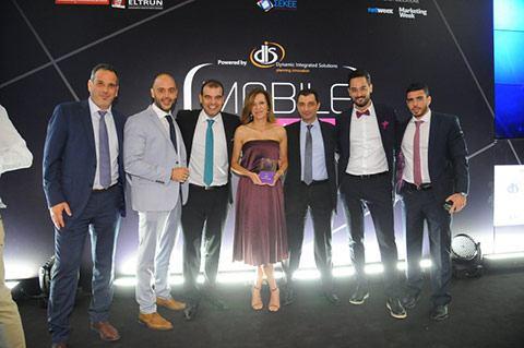 Tο Let's ΠΑΠ κατέκτησε την 1η θέση  στο διαγωνισμό του θεσμού Mobile Excellence Awards στην κατηγορία Health / Fitness / Nutrition